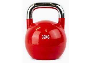 FitWay Kettlebells 32 kg - Crveni