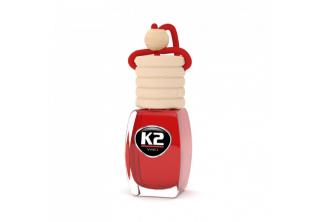K2 Osveživač za automobil Vento Strawberry - 8 ml