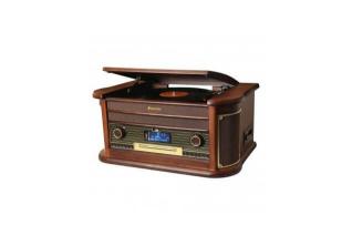 Roadstar Gramofon HIF1996D+BT