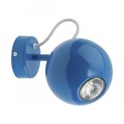 Elmark Zidna lampa Tiny 1 x GU10 - Plava