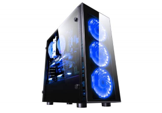 Altos Desktop računar Panther Pro II, Intel i3-10105F/H410M/16 GB/256
