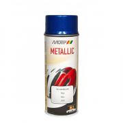 MoTip Boja u spreju 400 ml / 394027 - Metalik plava