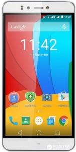 PRESTIGIO mobilni telefon PSP7530 DUO WHITE