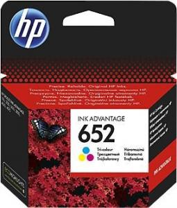 HP Kertridž NO.652 Tri Color F6V24AE