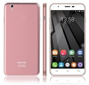 OUKITEL smart medium U7 PRO ROSE GOLD