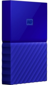 "WD EXT 2.5"" My Passport 1TB Blue WDBYNN0010BBL-WESN"