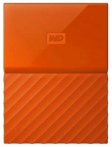 "WD EXT 2.5"" My Passport 1TB Orange WDBYNN0010BOR-WESN"