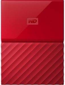 "WD EXT 2.5"" My Passport 1TB Red WDBYNN0010BRD-WESN"