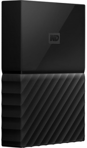 "WD EXT 2.5"" My Passport 2TB Black WDBYFT0020BBK-WESN"