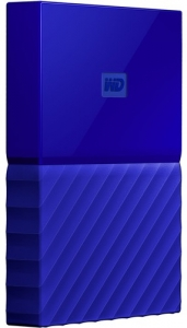 "WD EXT 2.5"" My Passport 2TB Blue WDBYFT0020BBL-WESN"