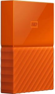 "WD EXT 2.5"" My Passport 2TB Orange WDBYFT0020BOR-WESN"