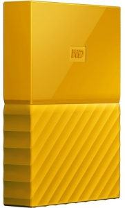 "WD EXT 2.5"" My Passport 2TB Yellow WDBYFT0020BYL-WESN"