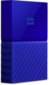 "WD EXT 2.5"" My Passport 4TB Blue WDBYFT0040BBL-WESN"