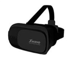 X WAVE naočare VR BOX BK 3D