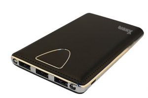 X WAVE power bank BIZ 80 BLACK