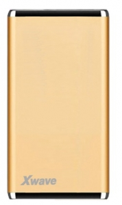 X WAVE power bank BOOK 40 PRO GOLD