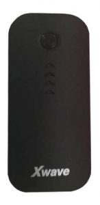 X WAVE power bank GO 44 BLACK