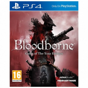 SONY Igra PS4 BLOODBORNE GOTY EXP