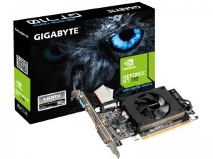 ASUS Gigabyte NVD GT 710 2GB DDR3 64bit GV-N710D3-2GL 2.0