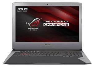 ASUS laptop G752VM GC059D