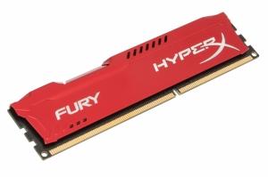 Kingston DIMM DDR3 4GB 1866MHz HX318C10FR/4 HyperX FURY Red