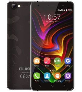 OUKITEL smart medium C5 PRO BLACK
