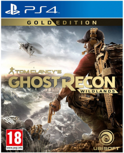 UBISOFT igra PS4 GHOST RECON WILDLANDS DE