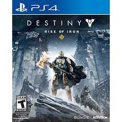 ACTIVISION igra PS4 DESTINY RISE OF IRON COMPLETE COLLECTION