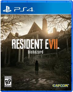 CAPCOM igra PS4 RESIDENT EVIL 7 BIOHAZARD