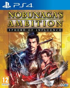 TECMO KOEI igra PS4 NOBUNAGAA AMBITION: SPHERE OF INFLUENCE 2
