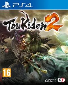 TECMO KOEI igra PS4 TOUKIDEN 2