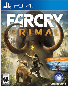 PS4 Igra FAR CRY PRIMALSE, UBISOFT
