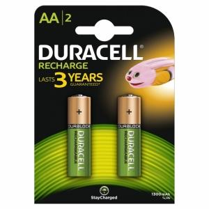 DURACELL baterije AA 2KOM 1300 6M