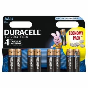 DURACELL baterije AA 8KOM DURALOCK