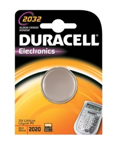 DURACELL baterije COIN LM2032