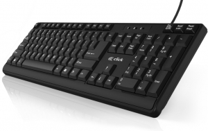CLICK Tastatura KL 0B US