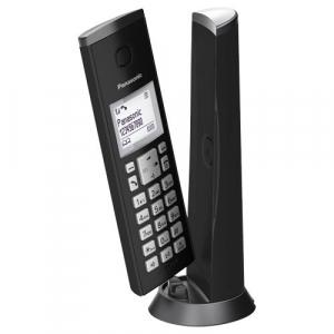 PANASONIC Bežični telefon KX TGK210FXB BLACK