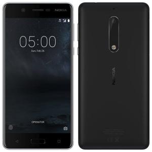 NOKIA mobilni telefon 5 DS BLACK