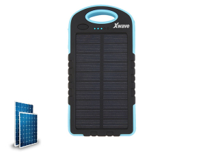 X WAVE power bank CAMP L 60 PLAVI