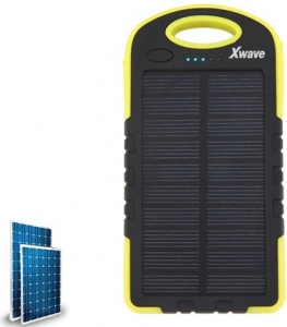 X WAVE power bank CAMP L 60 ŽUTI