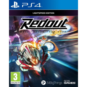 505 GAMES igra PS4 REDOUT LIGHTSPEED EDITION