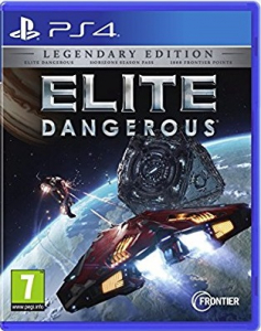 FRONTIER igra PS4 ELITE DANGEROUS