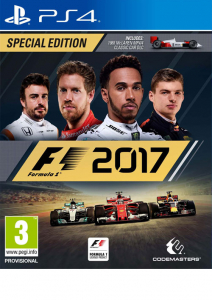 CODEMASTERS igra PS4 F1 2017 SPECIAL EDITION