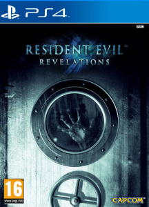 CAPCOM igra PS4 RESIDENT EVIL REVELATIONS HD
