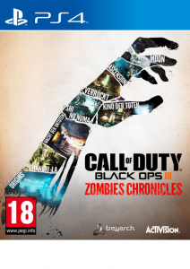 ACTIVISION igra PS4 CALL OF DUTY: BLACK OPS 3 ZOMBIES CHRONICLES