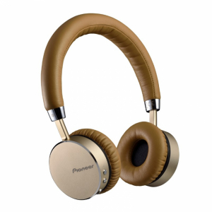 PIONEER Bluetooth slušalice SE-MJ561BT-T, BROWN