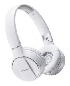 PIONEER Bluetooth slušalice SE-MJ553BT-W WHITE
