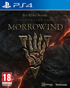 BETHESDA igra PS4 THE ESOL: MORROWIND