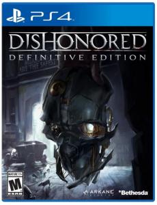 BETHESDA igra PS4 DISHONORED DEFINITIVE EDITION GOTY