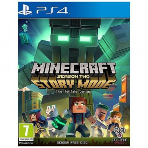 TELLTALE GAMES Video igra MINECRAFT STORY: ST